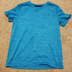 Boys blue active dry shirt
